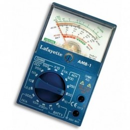 AMB-1 Multimetro analogico...