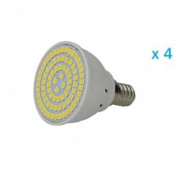 4 PZ Lampade Led E14 Spot...
