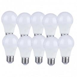 10 PZ Lampada Led E27 A60...