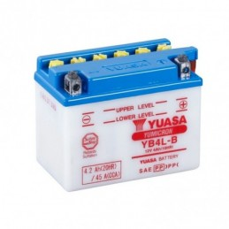 Batteria Moto YUASA YB4L-B...