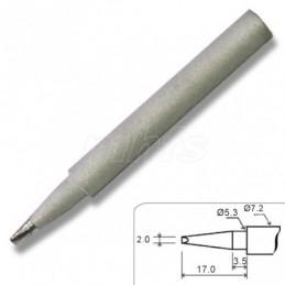 N1-46 Punta piatta da 2 mm...